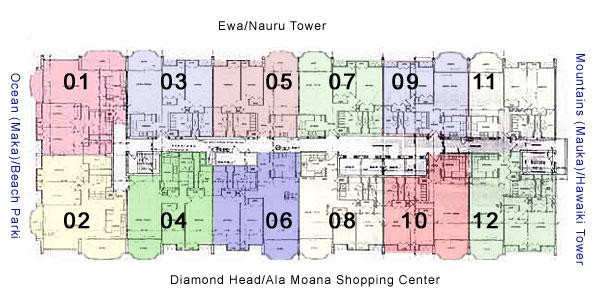 1350 Ala Moana Boulevard Honolulu Hi 96814 Kakaako