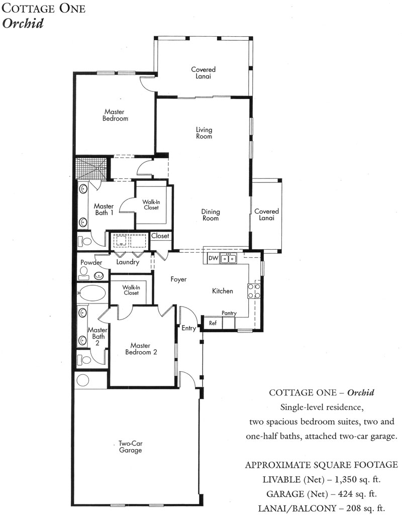 Hawaiian plantation house floor plans for Plantation house floor plans