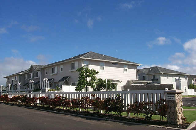Mariners place townhomes the honolulu hawaii state condo for Hawaii townhomes for rent